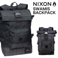 【NIXON/ニクソン リュック:正規品】 SWAMIS バックパック リュック
