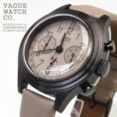VAGUE WATCH 2EYES/2アイズ クロノグラフ腕時計 【送料無料】