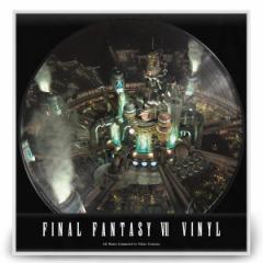 新品☆【再生産盤】FINAL FANTASY VII VINYL アナログレコード スクエニ
