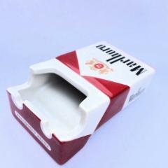 タバコ型灰皿/アメリカ雑貨アメリカン雑貨灰皿アッシュトレイashtrayパッケージタバコ型