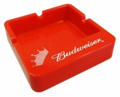 バーアシュトレイ(バドワイザー)/Bar ashtray BUDWEISER アメリカアメリカン雑貨灰皿タバコ喫煙ビール