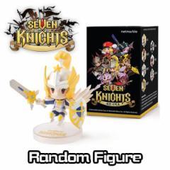 (先払いのみ) 韓国キャラクターグッズ モバイルRPG「Seven Knights(セブンナイツ)」 キャラクター ランダム フィギュア