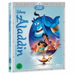 海外アニメ 「Aladdin(アラジン)」 ダイヤモンド・エディション Blu-ray(1DISC/+英語字幕)(予約 発売日:2015.10.14以後)