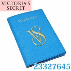 ヴィクトリアシークレット/VICTORIAS SECRET パスポートケース ブルー 23327645 【日本未発売】