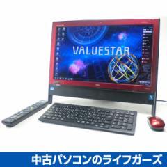 NEC 液晶一体型PC/Windows7/Core i7 2670QM 2.2GHz/RAM8GB/HDD2TB/ブルーレイ/21.5型ワイド/無線LAN/地デジ/office/VN770/HS 中古PC 1934