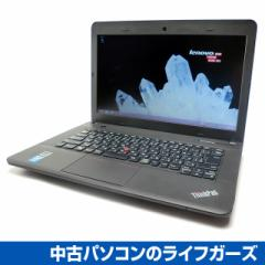 lenovo ノートPC/Windows8/Core i3-4000M 2.4GHz/RAM4GB/HDD500GB/DVDマルチ/14.0型ワイド/無線LAN/HDMI/E440 20C5A00BJP 中古PC 2234