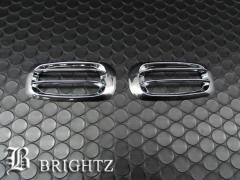 MAX L950S L952S L960S L962S メッキサイドマーカーリング Gタイプ【KVK-12-O】マックス ターン マーカー リム ガーニッシュ