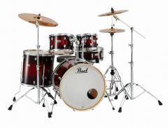 【6月上旬発売】Pearl/ドラムセット DECADE Maple STANDARD DMP925S/C-DBP(w/SABIAN B8P)【パール】