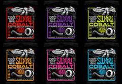 ERNIE BALL/エレキ弦 Cobalt Skinny #2715,#2720,#2721,#2722,#2723,#2725【アーニーボール】