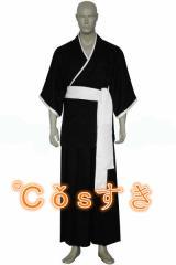 BLEACH ブリーチ 風 射場鉄佐衛門 いばてつざえもん コスプレ衣装 COS 高品質 新品 Cosplay アニメ コスチューム