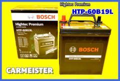 HTP-60B19L BOSCH ボッシュ 国産車用 ハイテックプレミアム バッテリー