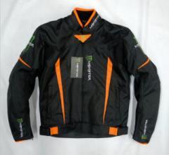 Monster Energyライダージャケット バイクジャケット 秋冬 メンズ ライダース メンズ アウター モンスターエナジー