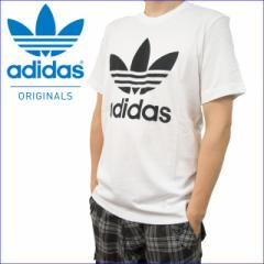 adidas Originals(アディダスオリジナルス) メンズ トレフォイルプリント 半袖Tシャツ BHS47