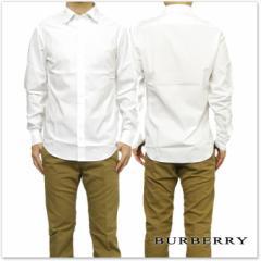 BURBERRY バーバリー メンズコットンポプリンシャツ 3991159 ホワイト /2017春夏新作