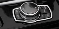 BMW 1 3 4 5 7 シリーズ マルチメディア コンソール クローム 送料無料