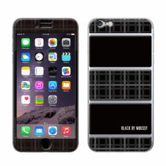 iPhone6/iPhone6S 対応 【GizmobiesxBLACK BY MOUSSY】 「Check pattern」 背面保護 プロテクター moussy/マウジー (gizmo6-71509)