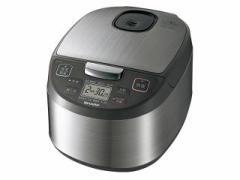 SHARP シャープ 炊飯器 5.5合 シルバー   KS-S10J-S