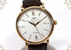 ★IWC ポートフィノ K18PG無垢 自動巻 メンズ腕時計★