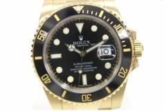 ロレックス サブマリーナ デイト メンズ腕時計 116618LN