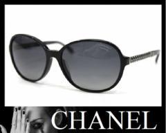 新品同様 あす着 CHANEL シャネル ラウンドシェイプ チェーン テンプル CCマーク付き サングラス レディース メンズ