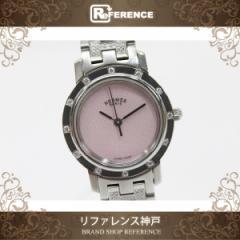 エルメス クリッパーナクレ レディース腕時計 ダイヤブレス CL4.230