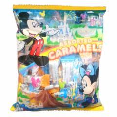 ミッキーマウス ミニーマウス アソーテッド・キャラメル ミルク&チョコ お菓子【ディズニーリゾート限定】