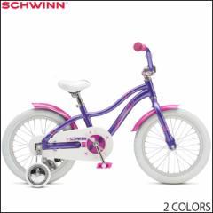 """SCHWINN 2016 シュウィン""""LIL STARDUST"""" スターダスト 16インチ ビーチクルーザー キッズ 自転車 2色バリ"""