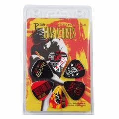 Perris(ペリーズ) 「6PICKS ARTIST SERIES  GUNS N ROSES  LP-GNR1 /6ピックパック   ガンズアンドローゼズ」/LPGNR1