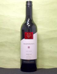 【オーストラリアワイン】(北海道、沖縄、離島地域は除きます。佐川急便指定)オーストラリア「マッキノンズ・シラーズ」(赤)750ml