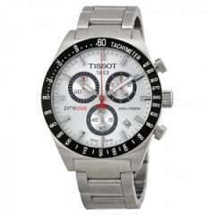 TISSOT ティソ 腕時計 メンズ T.SPORT PRS516 シルバー T044.417.21.031.00