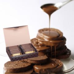 はなまるマーケットで紹介されました!チョコレートラスク12枚入ギフトに最適/スイーツ/チョコ/お取り寄せ /ホワイトデー