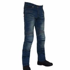 人気商品  ツーリングパンツ デニムジーンズ  BIKE PANT  CE規格プロテクター装備   黒/青2色   S〜3XLサイズ選び可