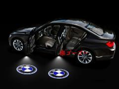 【送料無料】BMW ドア ロゴ カーテシ ランプ 適合シリーズ
