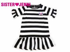 JENNI ジェニィ 子供服 17春 スムースワンピース  je74847