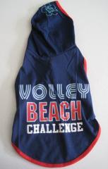 Pecolle VOLLEY BEACH CHALLENGE Tシャツ 中型犬用 Lサイズ ♪