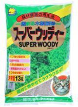 送料込価格【常陸化工】スーパーウッディ 13L...