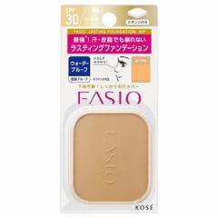 コーセー fasio ファシオ ラスティング ファンデーション WP 全5色 <レフィル/ケースなし>