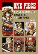 """◆期間生産限定★三方背BOX仕様[代引不可]★ONE PIECE 24DVD【ONE PIECE Log Collection SET """"EAST BLUE to CHOPPER""""】15/3/27発売"""