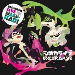 ◆シオカラーズ CD【SPLATOON LIVE IN MAKUHARI -シオカライブ-】16/7/13発売