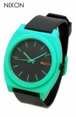 ニクソン 時計 腕時計 ユニセックス TIME TELLER P A119-1060 BLACK/TEAL NIXON