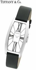 ティファニー 時計 腕時計 Z6401.10.10A20A40A ジェメア サテンベルト レディース Gemea Small TIFFANY