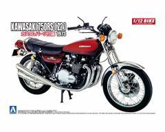 1/12 バイクシリーズ プラモデル【No.32 カワサキ 750RS(Z2) カスタムパーツ付き】アオシマ