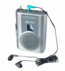 【送料無料】グローリッジ「グッドラジカセ」GR-117 AM/FMラジオカセットレコーダー GLORIDGE GR117