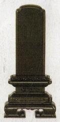 位牌:紫檀 黒檀・ 千  倉 (3.5寸〜6.0寸)