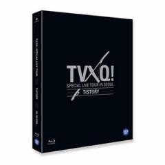 韓国音楽 東方神起(TVXQ) - スペシャル ライブ ツアー 「ティーストーリ」IN SEOUL Blu-ray (1DISC+フォトブック+はがき1枚)