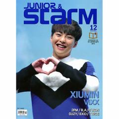 韓国芸能雑誌 STARM(スターエム)2015年 12月号(ブロマイド贈呈/EXOのシウミン、VIXX、 2PM、B.A.P、iKON、スジ、EXID、TWICE記事)