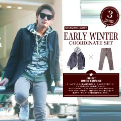 FAKOEUT/DOWBL/ダブル/OF THE NEIGE STYLE/THIRTEEN JAPAN/即納/【数量限定】【SET】EARLY WINTER COORDINATE SET2【11/7】 trend_d