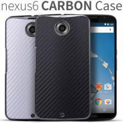 nexus6 ケース メタルカーボンケース ハードケース スマホケース カバー ワイモバイル Y!mobile ネクサス6 Nexus6