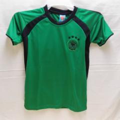 子供用 K115 ドイツ 緑 14 ユニフォーム パンツ付/選手選択/クロ−ゼ/ポドルスキ/サッカー/キッズ/上下セット/ゲームシャツ