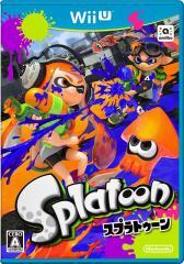 *新品*【WiiU】Splatoon(スプラトゥーン)